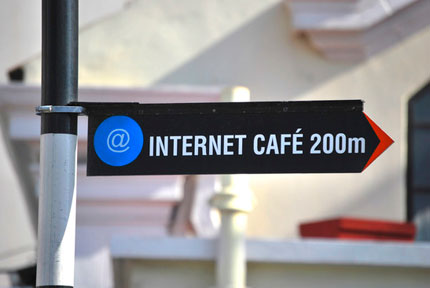Internetcafe